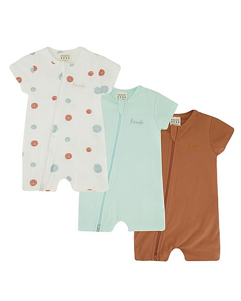 Babies 3-Pack Spot Grows -  assorted