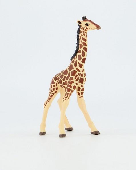 Papo Giraffe Calf Figurine -  red