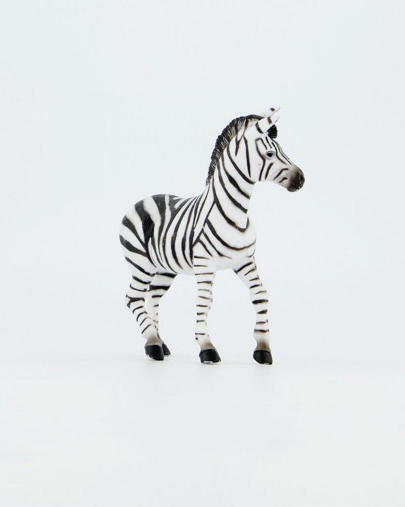 Zebra Toy -  green