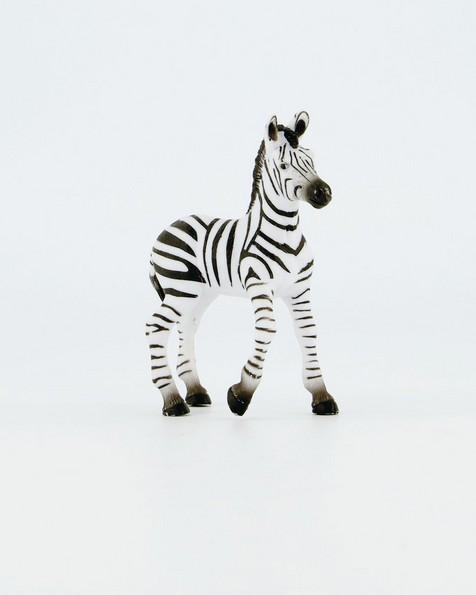 Zebra Foal Toy -  red