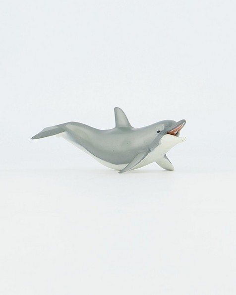 Playing Dolphin Toy -  red