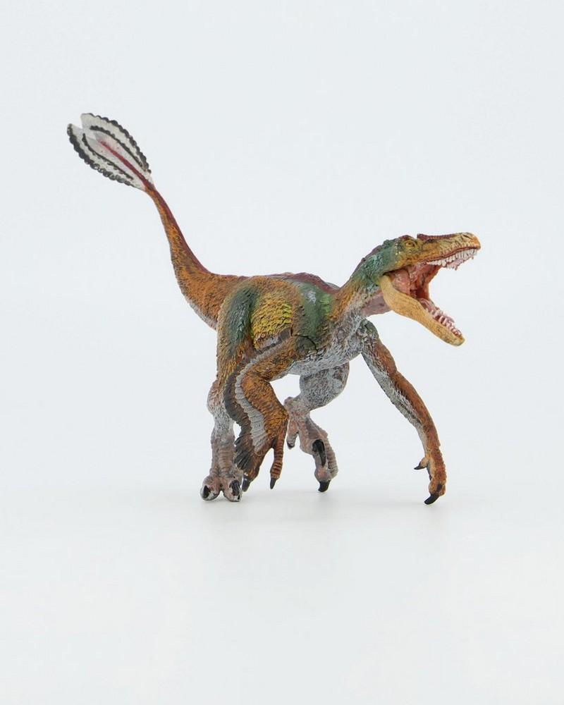 Feathered Velociraptor Dinosaur Toy -  nocolour