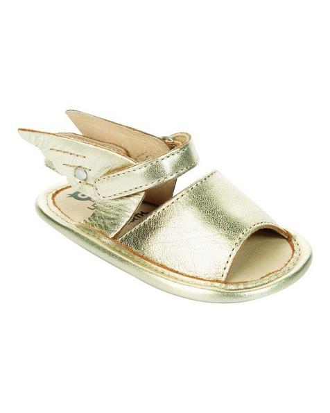 Baby Girls Free Sandal -  gold