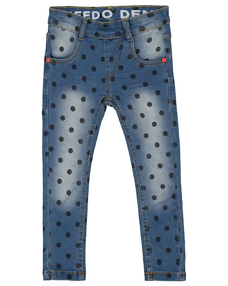 Poppy Jeans -  midblue