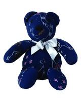 Small Boy Pajama Bear -  assorted-blue