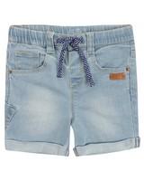 Boys Dante Denim Shorts -  midblue