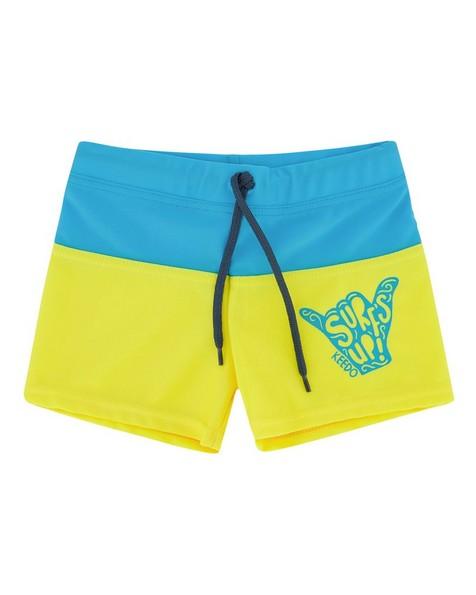 Boys Surf Trunks -  yellow