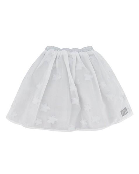 Baby Girls Shimmer Tutu -  white