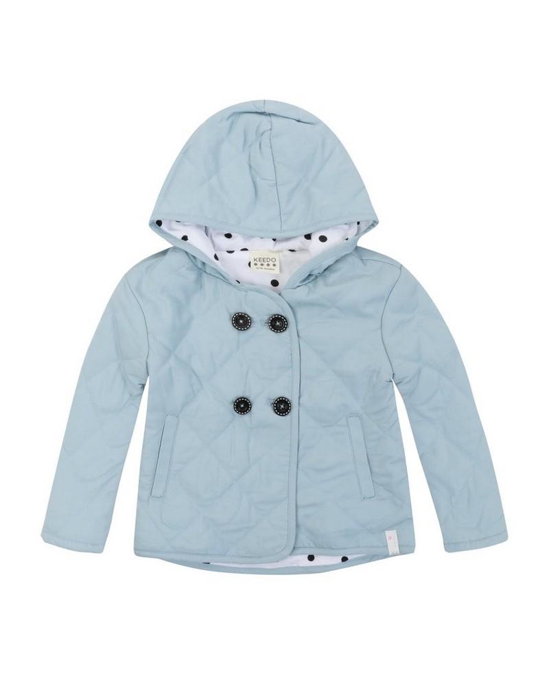 Baby Girls Carly Jacket -  cloudblue