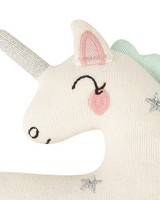 Unicorn Soft Toy -  milk