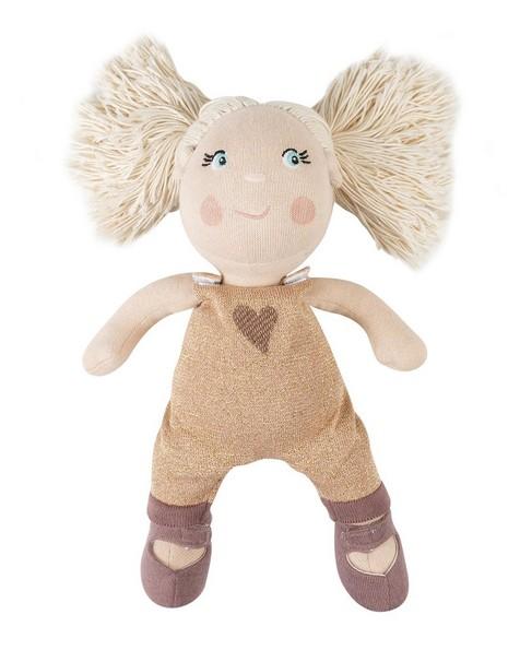 Best Friend Lucy Plush Doll -  lightkhaki