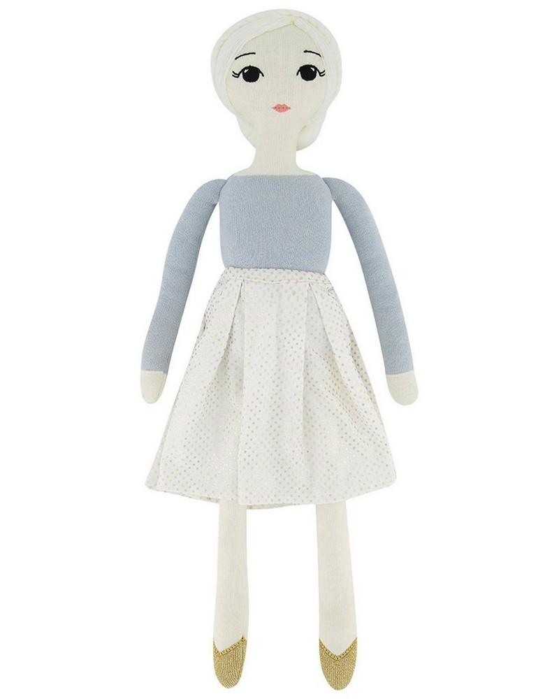 Grey Big Doll Soft T -  silvergrey