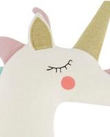 Unicorn Toy on a Stick -  white
