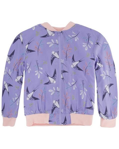 Girls Take Flight Jacket  -  no-colour