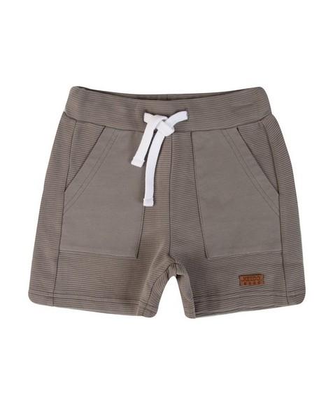 Boys Burton Vintage Shorts -  grey