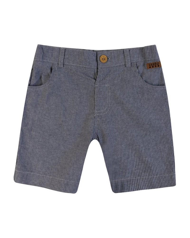 Boys Sammy Shorts -  charcoal