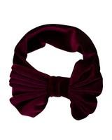 Girls Ruby Headband -  burgundy