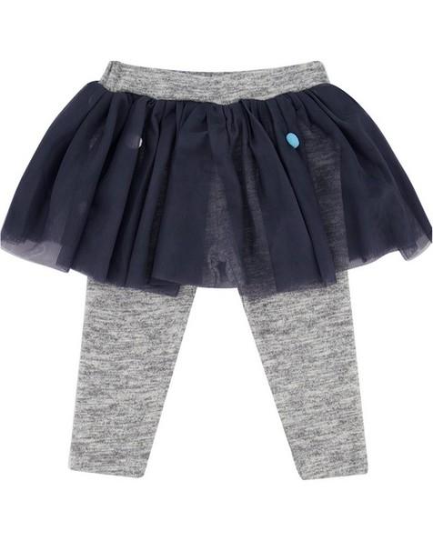 Baby Girls Dream Pants  -  charcoal