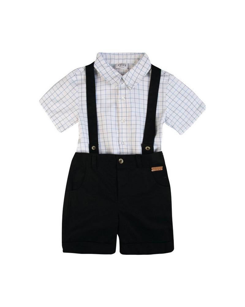 Boys Archie Smart Set -  white
