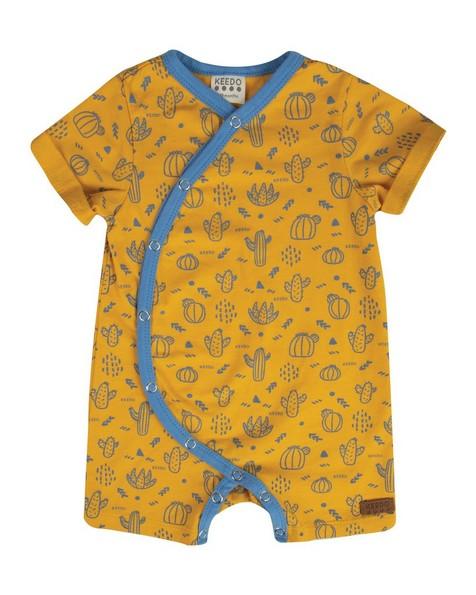 Baby Boys Clinton Wrap Grow -  eggyellow