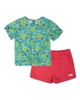 Girls Nayva Shorts Set -  assorted
