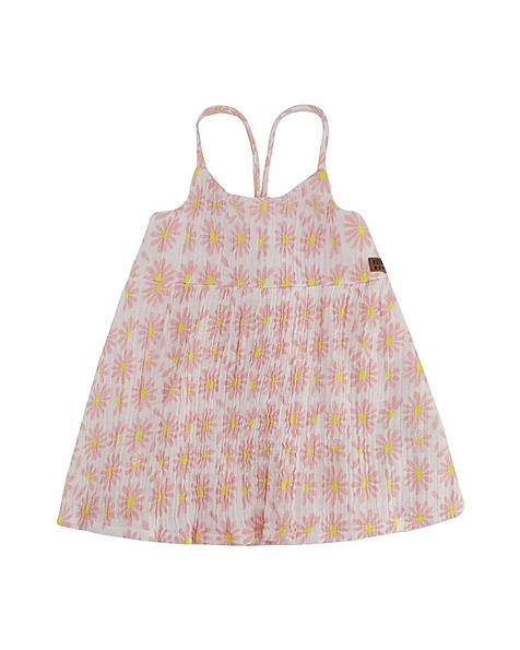 Baby Girls Magnolia Set  -  white