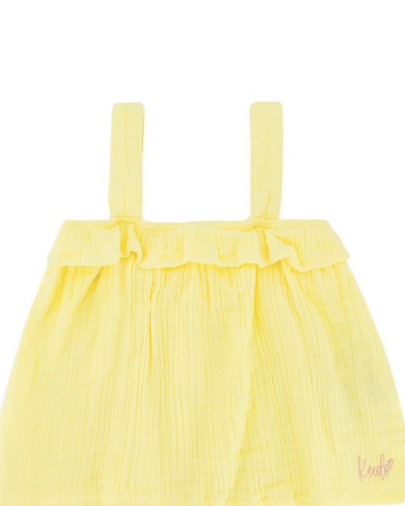 Baby Girls Myra Set  -  lemon