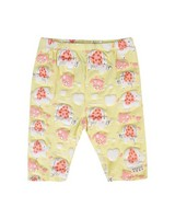 Girls Piper Cycle Shorts -  lemon