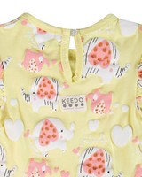 Baby Girls Piper Grow -  lemon