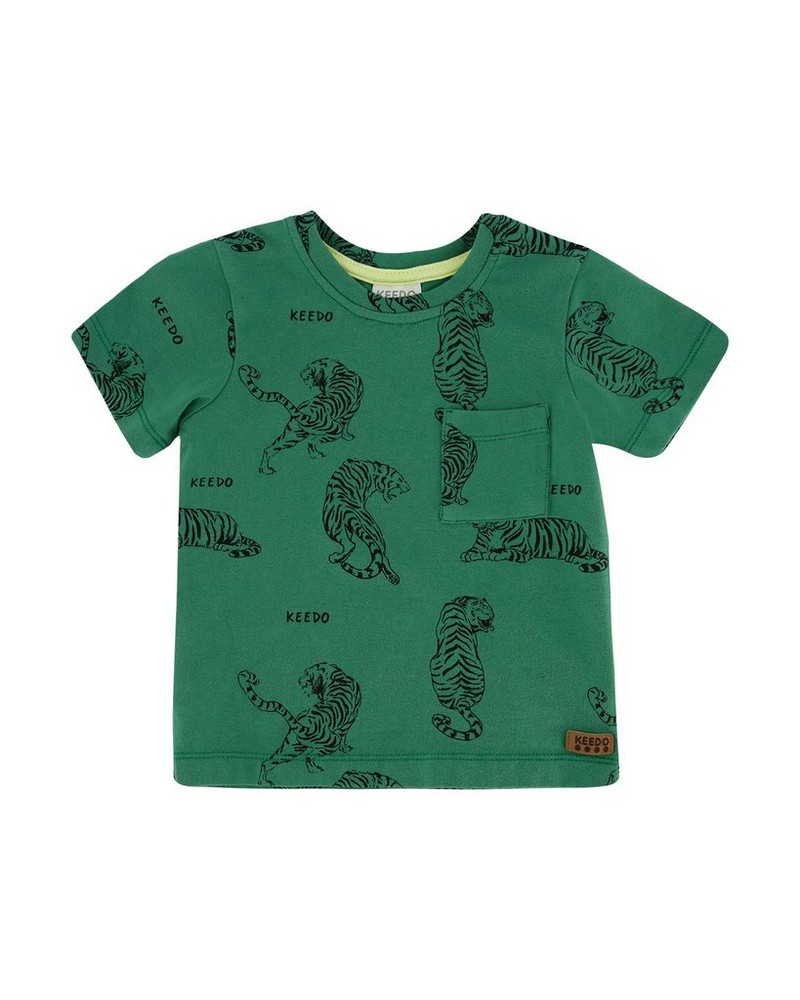 Baby Boys Forest Set -  fatigue