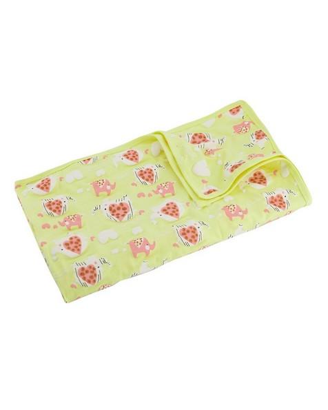 Piper Blanket -  lemon