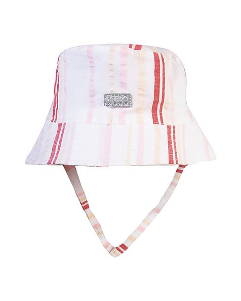 Baby Girls Adrienne Bucket Hat -  lightpink