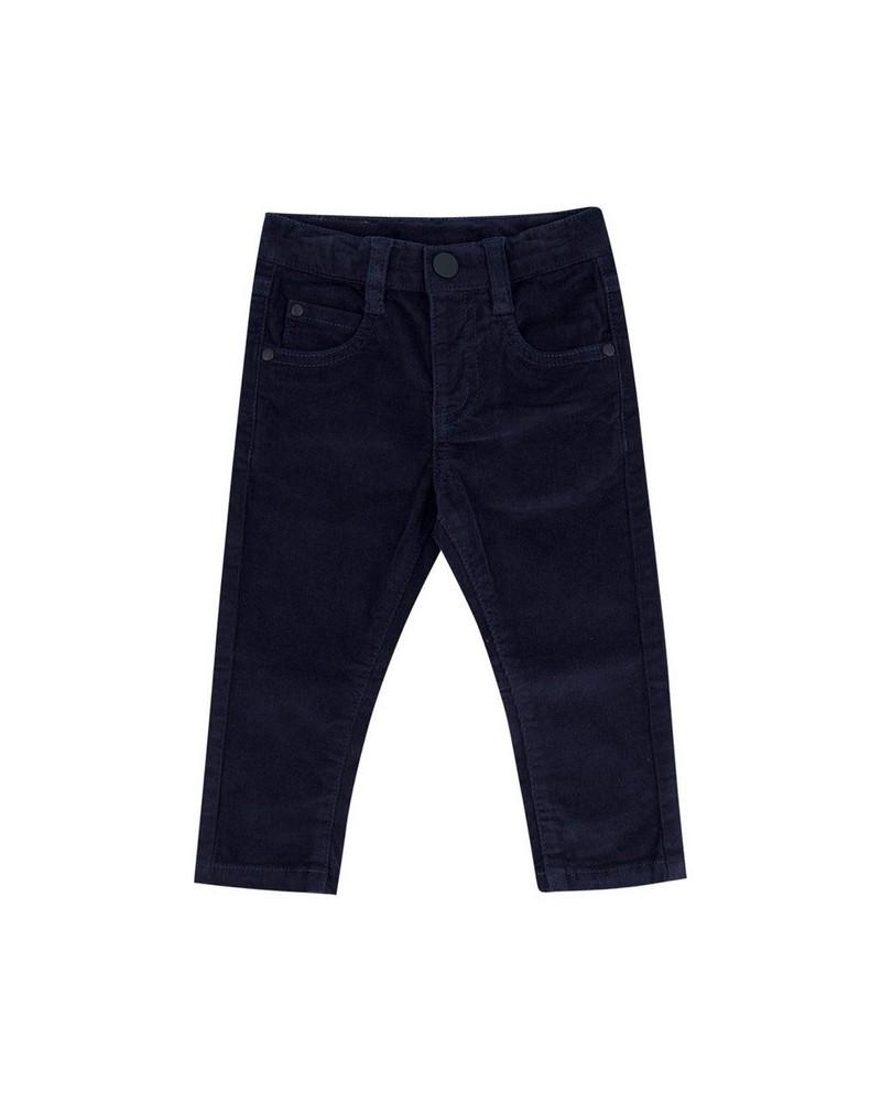Baby Boys Quint Corduroy Pants  -  navy