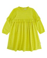 Girls Gabriella Dress  -  yellow