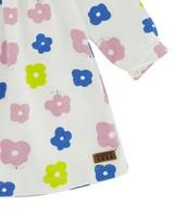 Baby Girls Kaia Dress  -  milk