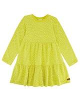 Girls Everly Dress Set  -  yellow