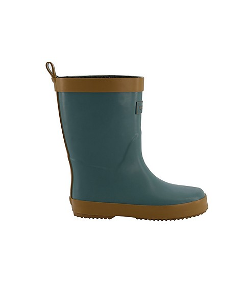 Boys Jerry Rain Boots  -  darkolive