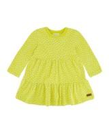 Baby Girls Everly Dress Set  -  yellow