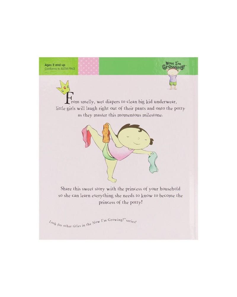 Princess of the Potty Book -  nocolour
