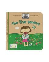 The Five Senses Book -  nocolour