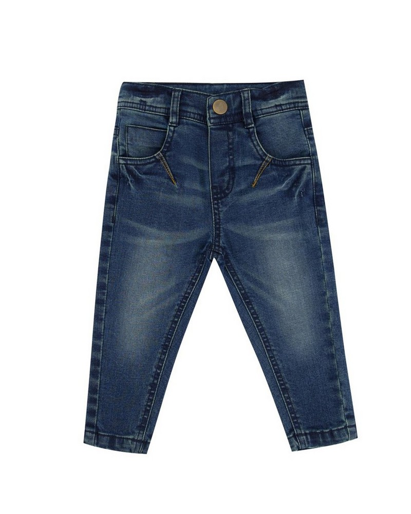 Baby Boys Nixon Jeans -  midblue