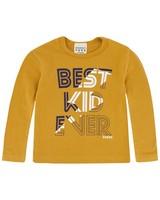 Boys Kian Set  -  mustard