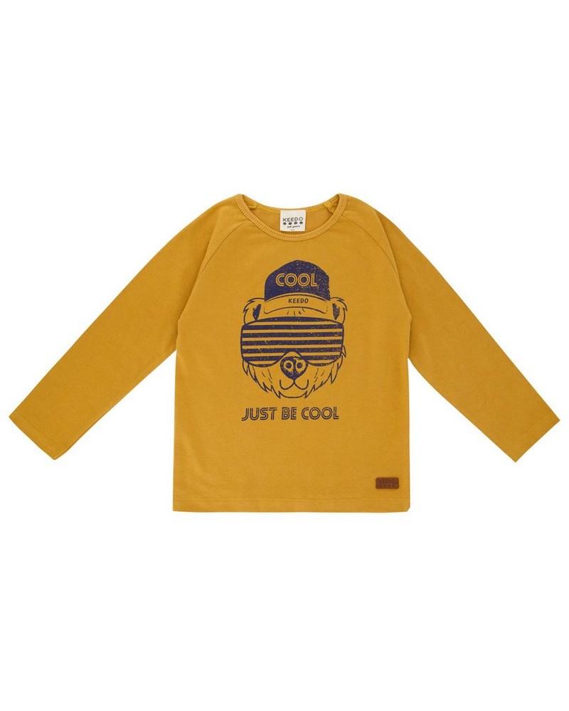 Boys Omar Set  -  mustard