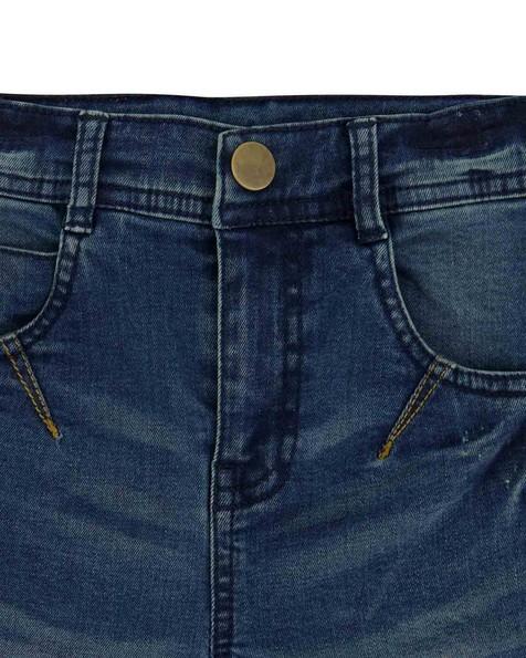 Boys Nixon Jeans  -  midblue