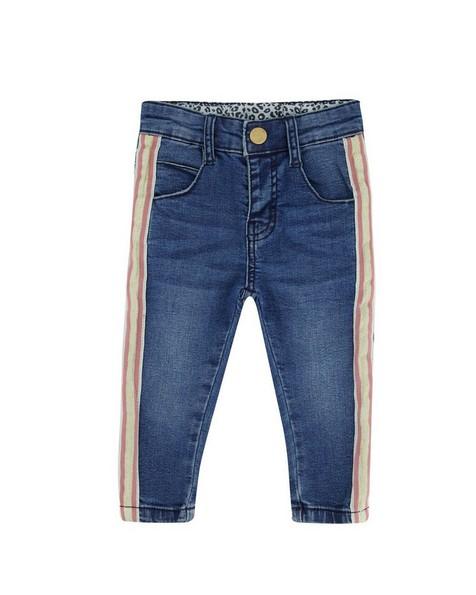 Baby Girls Andeline Jeans  -  midblue