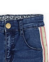 Girls Andeline Jeans  -  midblue
