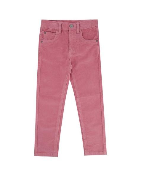 Girls Winona Cord Pants  -  lightpink