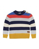 Baby Boys James Pullover  -  assorted