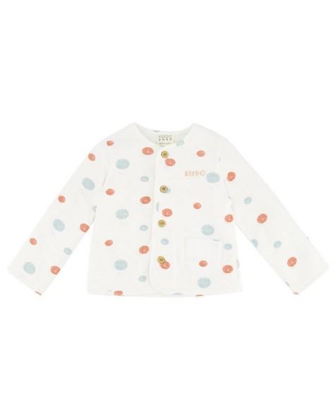 Babies Nevada Soft Jacket -  milk