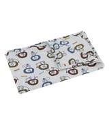 Baby Boys Porter Blanket -  silvergrey